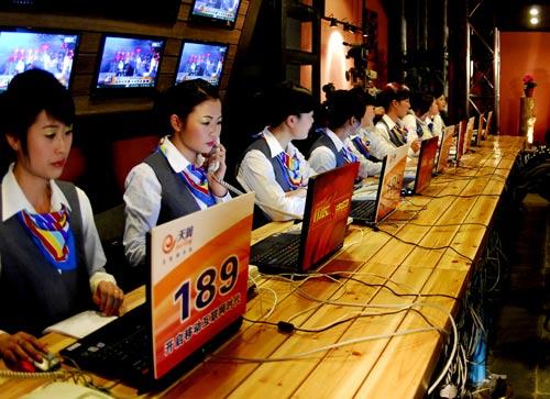 中国电信天翼189走进荆视新闻频道