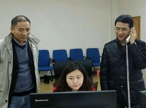江苏铁塔公司张敏照片